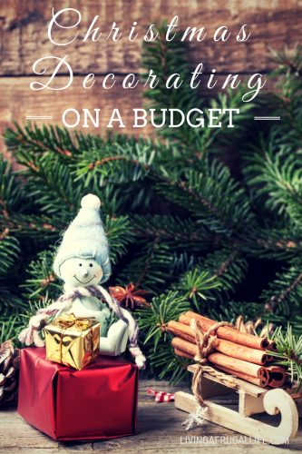 Easy Christmas Decorating Ideas On A Budget